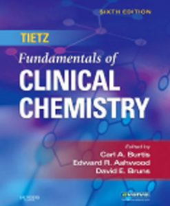 Download Genuine Test Bank for Tietz Fundamentals of Clinical Chemistry, 6th Edition: Burtis 0721638651, 9780721638652
