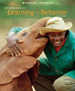 Download Genuine Test Bank for The Principles of Learning and Behavior Active Learning Edition, 6th Edition: Domjan, 0495601993,9780495601999