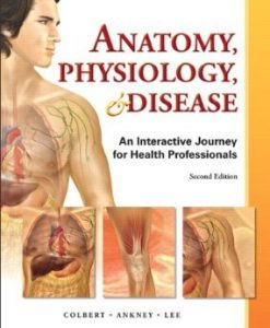 Download Genuine Test Bank for Anatomy Physiology and Disease An Interactive Journey for Health Professions, 2nd Edition, Colbert, 0132865661, 9780132865661