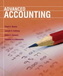 Download Genuine Test Bank for Advanced Accounting, 10th Edition, Beams, 0136033970, 9780136033974