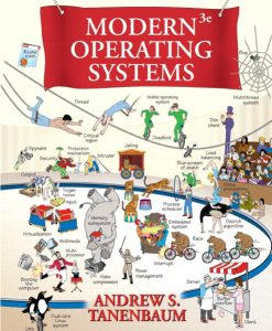 Download Genuine Solution Manual for  Modern Operating Systems