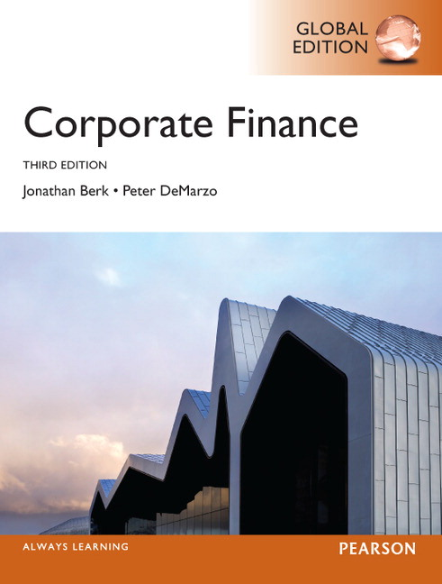 Download Genuine Solution Manual for  Corporate Finance