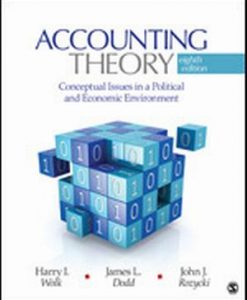 Solution Manual for Accounting Theory Conceptual Issues in a Political and Economic Environment, 8/e, Wolk