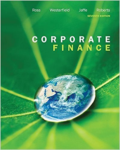 Solution Manual for Corporate Finance 7ce by Jaffe