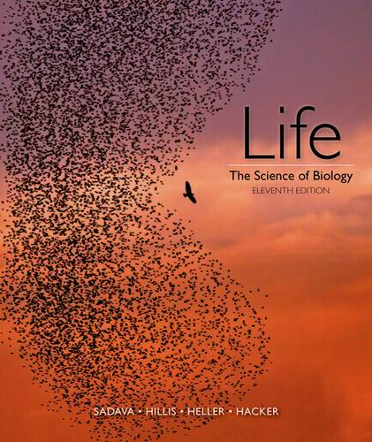 Solution Manual for Life: The Science of Biology 11e Sadava