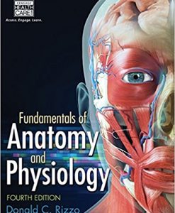 Test Bank for Fundamentals of Anatomy and Physiology 4e by Rizzo