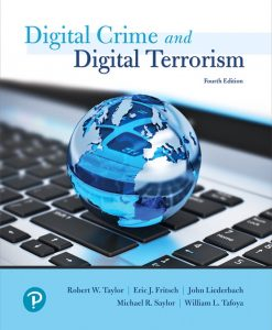Test Bank for Cyber Crime and Cyber Terrorism 4e Taylor