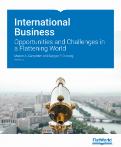 Solution Manual for International Business: Opportunities and Challenges in a Flattening World Version: 3.0 By: Carpenter