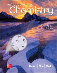 Test Bank Introduction To Chemistry 5E Bauer