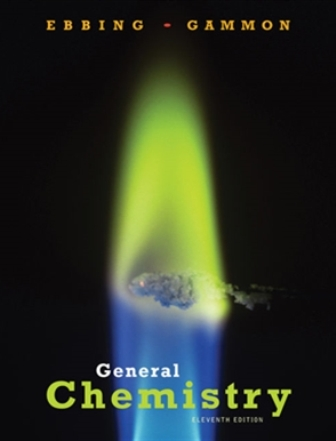 Test Bank for General Chemistry, 11th Edition, Ebbing, ISBN-10: 1305580346, ISBN-13: 9781305580343