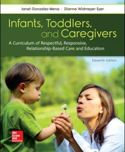 Test Bank for INFANTS TODDLERS & CAREGIVERS:CURRICULUM RELATIONSHIP, 11th Edition, Janet Gonzalez-Mena, Dianne Widmeyer Eyer, ISBN10: 1259870464, ISBN13: 9781259870460