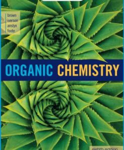 Test Bank for Organic Chemistry 8th Edition Brown