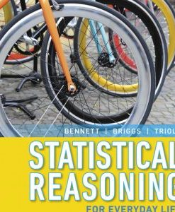 Solution Manual for Statistical Reasoning for Everyday Life 5th Edition Bennett