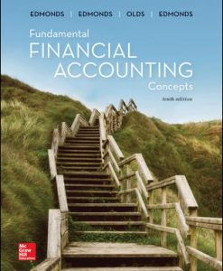 Test Bank for Fundamental Financial Accounting Concepts 10th Edition Edmonds