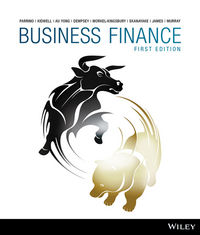 Solution Manual for Business Finance 1st Edition Parrino
