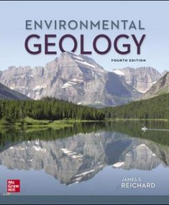 Solution Manual for Environmental Geology 4th Edition Reichard