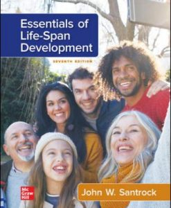 Test Bank for Essentials of Life-Span Development 7th Edition Santrock