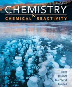 Test Bank for Chemistry and Chemical Reactivity 10th Edition Kotz